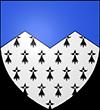 Blason du Département Côtes-d'Armor