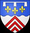 Blason du Département Eure-et-Loir
