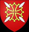 Blason du Département Haute-Garonne