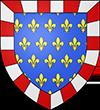 Blason du Département Indre-et-Loire