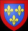 Blason du Département Maine-et-Loire