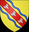 Blason du Département Meurthe-et-Moselle