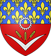 Blason du Département Seine-Saint-Denis